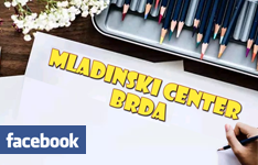 Mladinski center Brda facebook